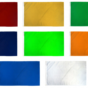 Solid Flags – 3′ x 5′