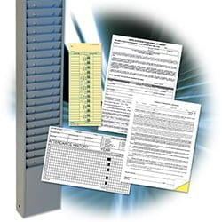Employment Forms & Time Tracking