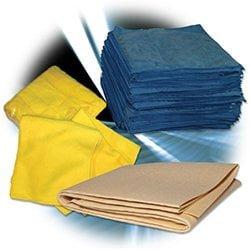 Micro Fibers & Drying Towels