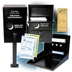 Night Drop Boxes & Envelopes