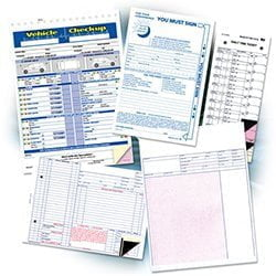 Service Forms