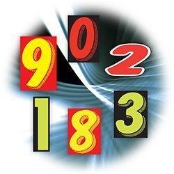 Vinyl - Numbers